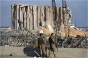 16 people detained in lebanon blast case
