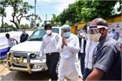 chief minister nitish kumar reached darbhanga