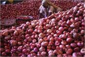 big relief to farmers export of onion stuck at port approved sources
