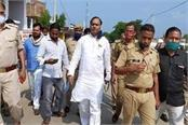 up former sp mla anwar hashmi lodged in jail two more cases filed