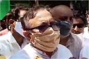 ajay singh said dushyant should resign like harsimrat