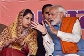 bjp sad alliance will be broken by harsimrat kaur badal resignation