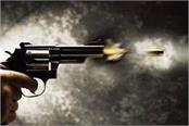 bullet fired during election campaign in batala