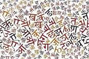 approved the proposal for the study of hindi language