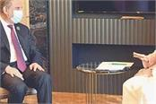 afghan peace talk leadership should seize historic opportunity qureshi