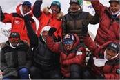 nepali mountaineers achieve historic winter first on k2