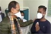 cm shivraj singh chauhan launches corona vaccination in mp