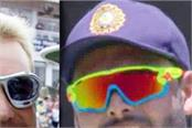 aus vs ind  rishabh pant wore colorful glasses shane warne troll him