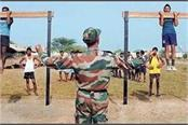 army s recruitment rally from 4 to 31 january