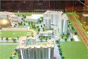 university of haryana being built in shape of ganesh ji