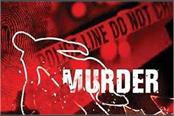 accused of poonia murder was again on remand for 2 days