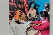 sdm s generosity family met deceased farmer s wife