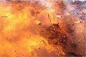 blast during cmg