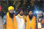 2 punjab youth arrested from delhi police released from tihar jail