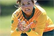 ekana stadium luce will lead the south african women s team against india