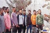 14 arrested in electoral violence 10 absconding