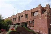 jnu allows phd students to return to campus