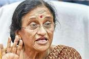 rita bahuguna joshi says opposition is misleading nishad
