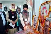 anurag thakur target on congress