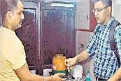 when meerut asp suraj rai went out to buy alcohol as a student