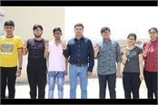 students pass the juvenile scientific incentive examination