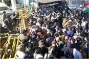 cm rawat ordered inquiry into clash between police and protesters