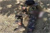 3 soldiers martyred in landmine explosion in jharkhand