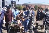 2 jawans martyred in ied blast in west singhbhum