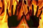 3 teenagers burnt to death in fire in gaya