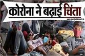 corona virus 1 69 lakh cases 904 people killed in 24 hours
