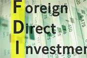 fdi inflows rise by 28  foreign investment to india amounted