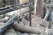 kanpur cylinder broken in oxygen plant during refilling one person dead
