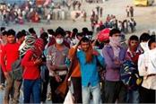 fear of lockdown in punjab migrant workers going home