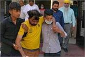aap joint secretary attacked by unknown people