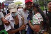 myanmar junta pardons and releases more than 23 000 prisoners