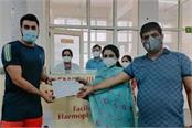 world haemophilia day celebrated in civil hospital