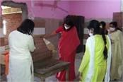 jyoti reached to investigate the matter of donating children to the temple