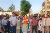 residents of chak rauta thanks nimisha  60 year old demand was fulfilled