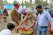 salute to sikh warlords in covid