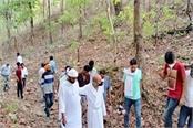 sant dada guru arrives at imlighat in buxwaha
