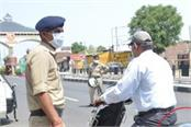 entry of helmet two wheeler drivers in himachal