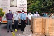 92 oxygen concentrators arrived in varanasi to handle relief