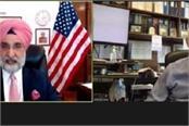 india s us envoy meets dr fauci discusses covid crisis