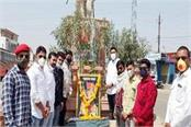 rashtriya rajput karni sena celebrated 481st