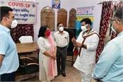 needy patients get oxygen immediately shrikant sharma