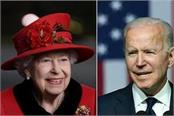 biden to be 13th us president to meet britain s queen