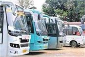 doubt on running private buses