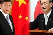 japanese pm expresses concerns over china s activities