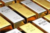 gold fell by rs 116 and silver by rs 1 291