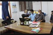 mla pawan nayyar did surprise inspection of medical college